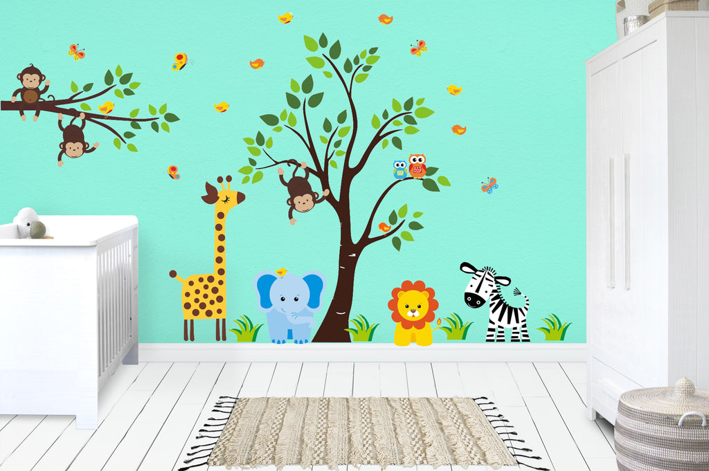 Wall Decals Nursery Room