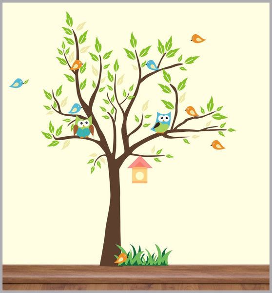 Forest Tree Wall Sticker