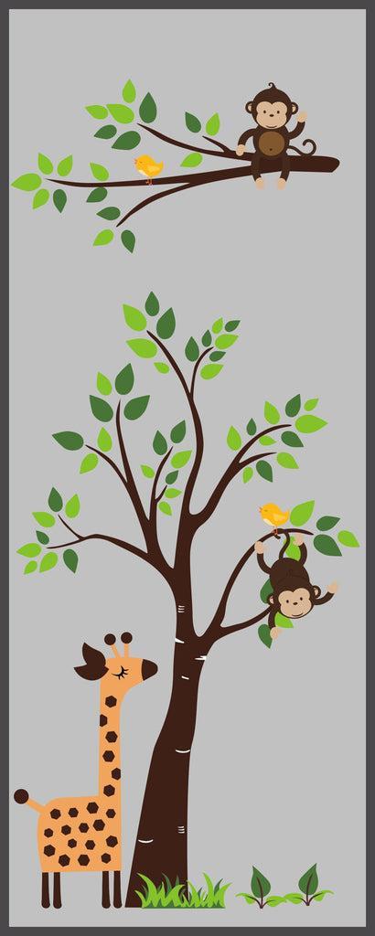 Tall Tree Baby Decal