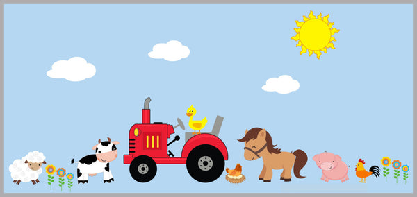 Farm and Country Animal Stickers