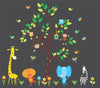 Jungle Animal Baby Decals