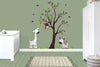 Large Tree Wall Sticker