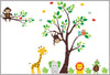 Wildlife Nursery Decals