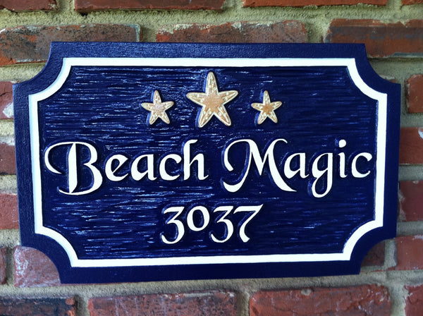 Welcome Signs For Beach House