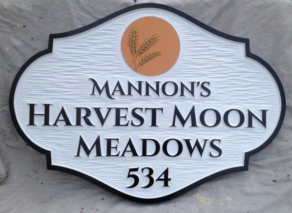 Custom Carved Business Signs- Your Logo for Exterior or Interior Display (B7) - The Carving Company