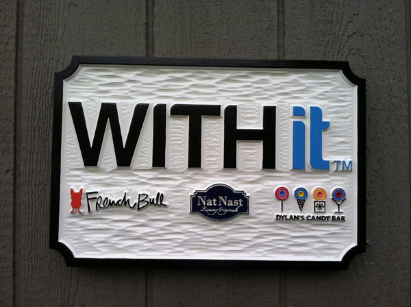 Withit business sign -front