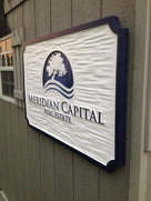 Customized Professional Business Sign for Exterior or Interior Display (B8) - The Carving Company