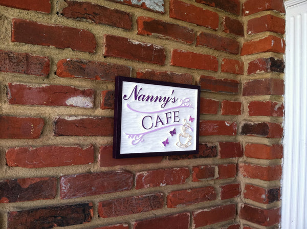 Nancys cafe sign -iso