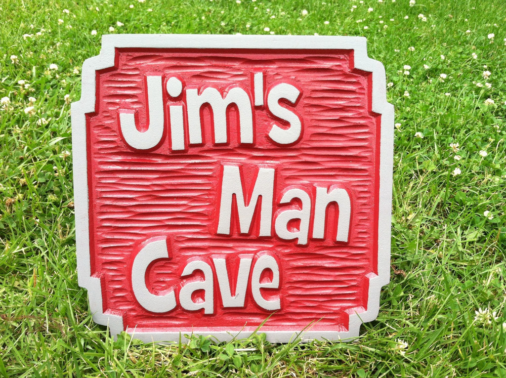 Man Cave Plaques Signs : Great man cave plaques northwest gifts