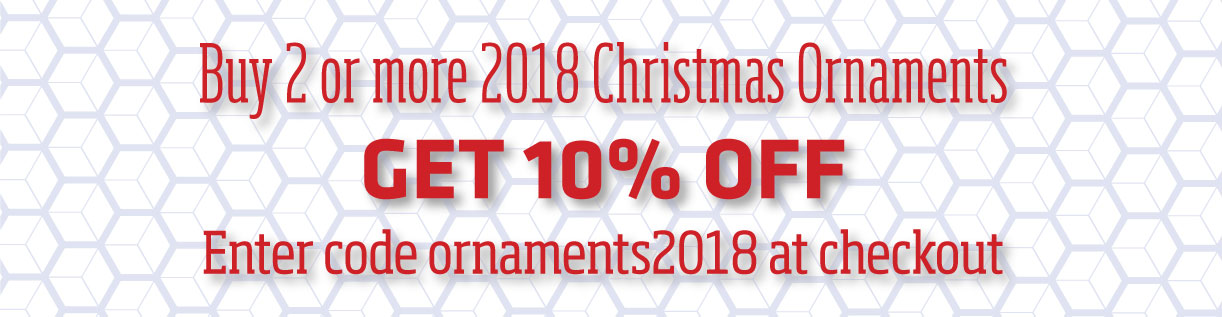 2018 Christmas Ornaments Sale