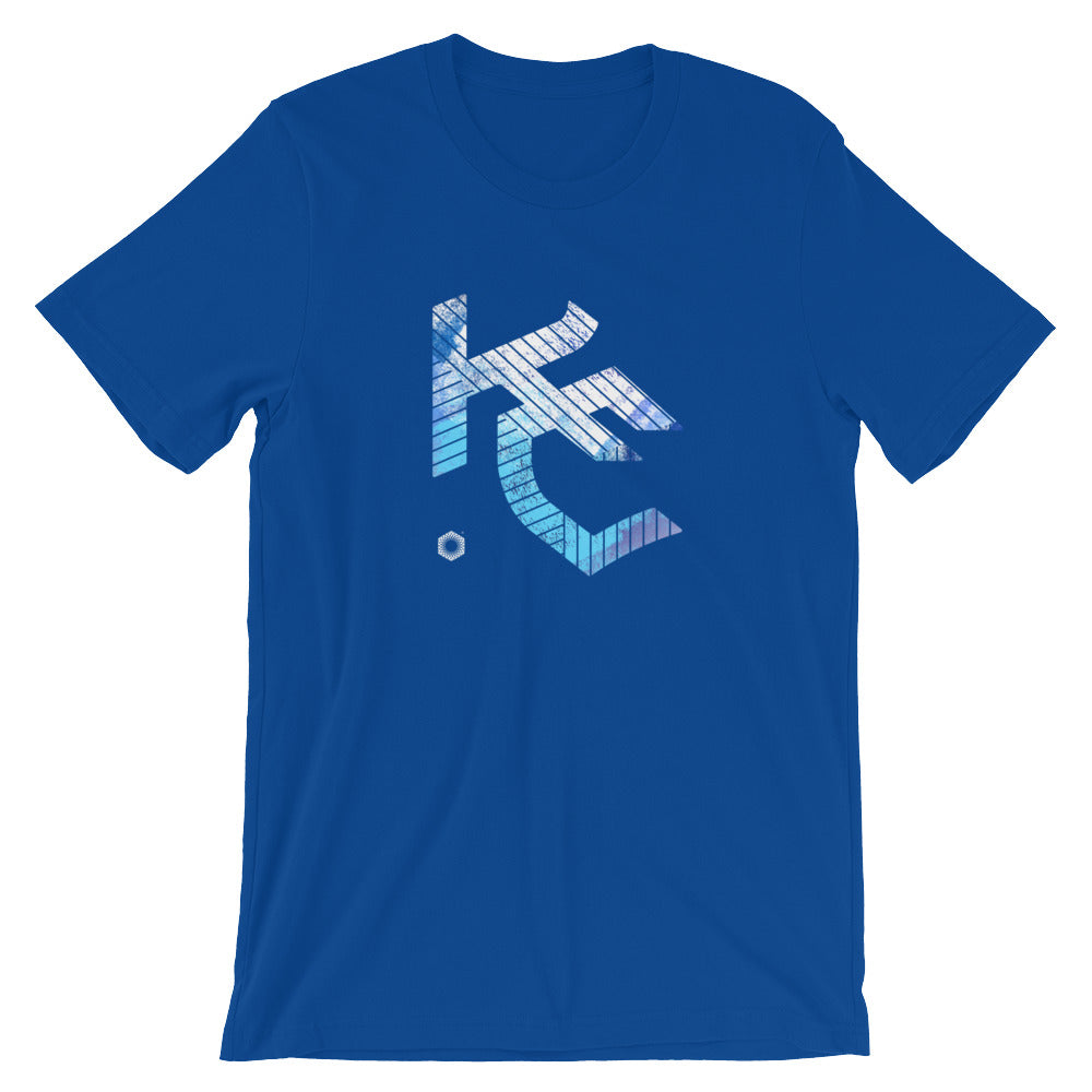 KC Gothic (Paint Roll): Short-Sleeve Unisex T-Shirt