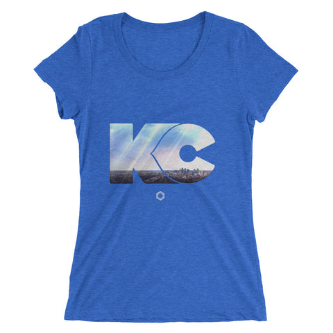 KC Skyline Ladies' Short Sleeve T-Shirt