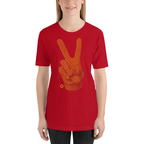 Version Deuce Glove - Womens Short-Sleeve T-Shirt