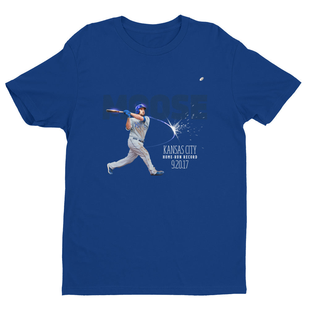 Home Run Record: Limited Edition Mens Form Fit Ring-Spun Short Sleeve T-shirt