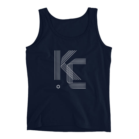 KC Five Line: Ladies' Tank