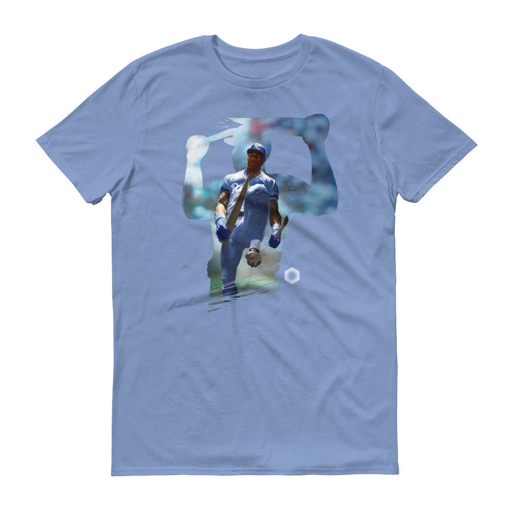 Broken Bats: Mens Short-Sleeve T-Shirt