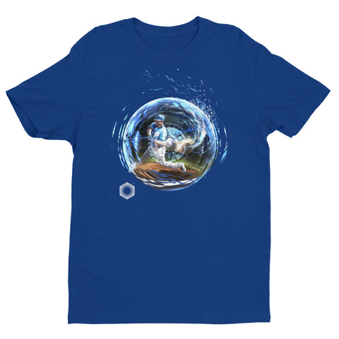 Shockwave: Limited Edition Mens Ring-Spun Cotton Short Sleeve T-shirt