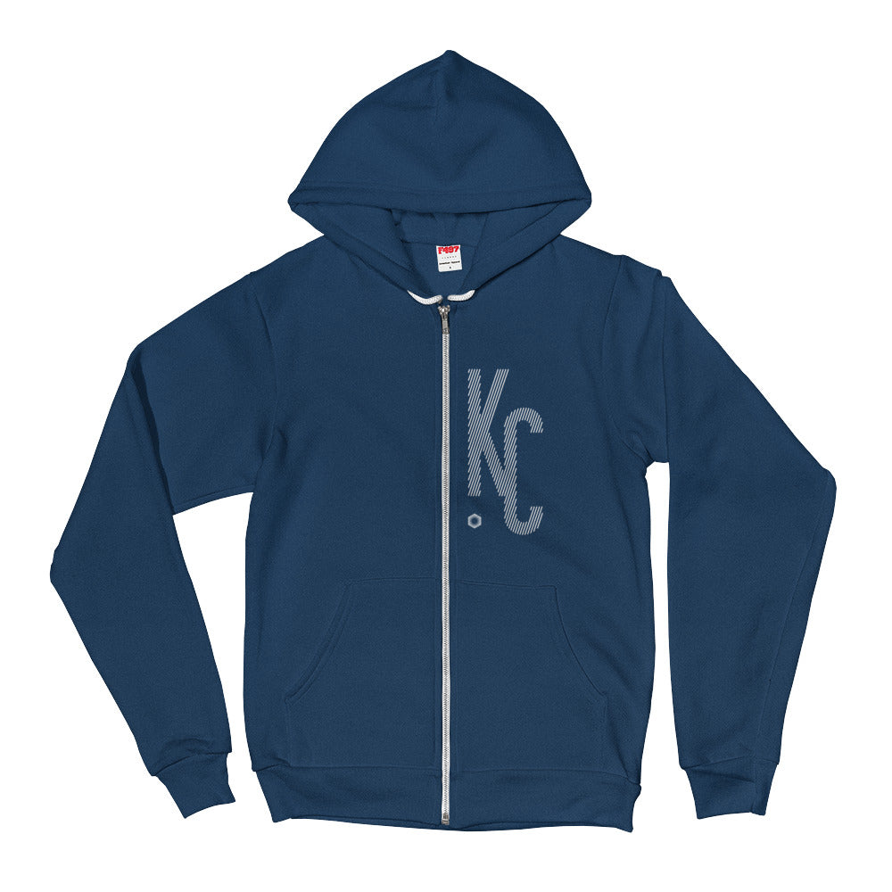 KC Ligature One: Hoodie sweater
