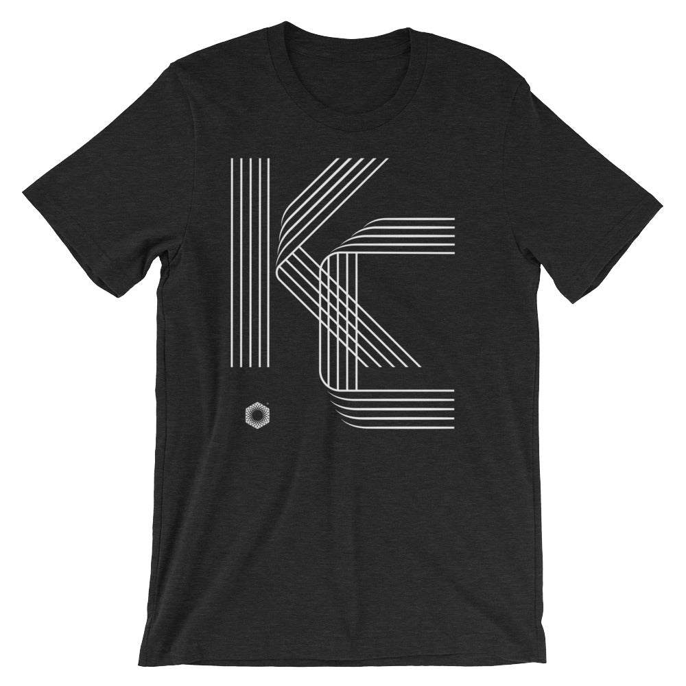 KC Five Line: Unisex Short-Sleeve T-Shirt