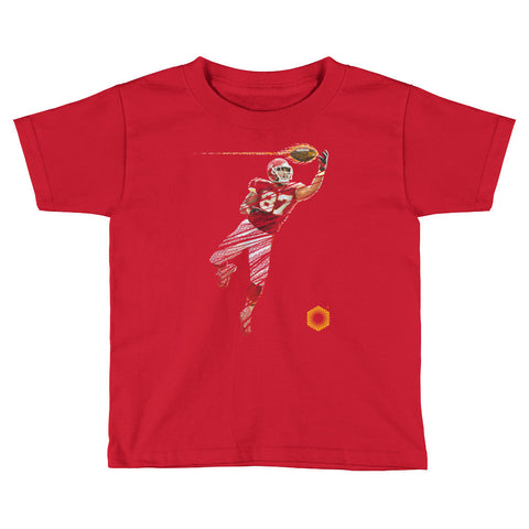 87 Fade: Limited Edition Kids Short Sleeve T-Shirt