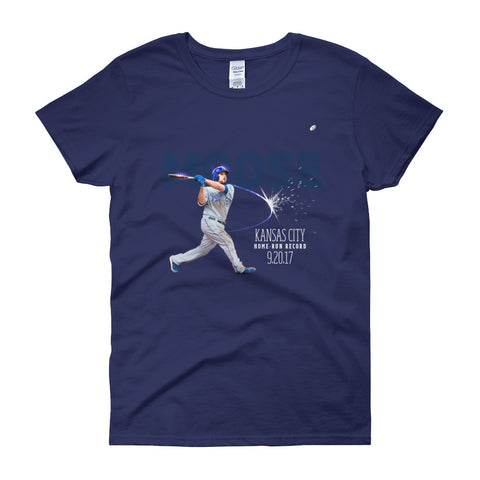 Home Run Record: Limited Edition Women's Regular Fit Short Sleeve T-shirt
