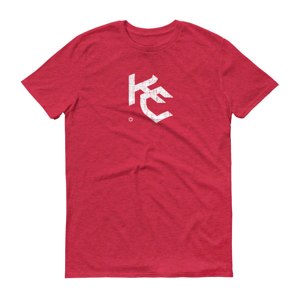 KC Gothic: Mens Short-Sleeve Cotton T-Shirt