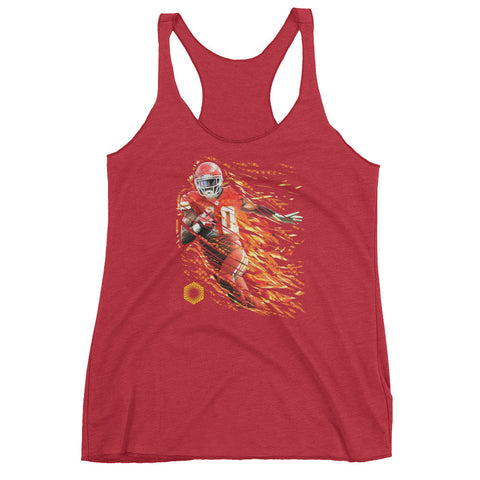 Afterburner-X: Limited Edition Tri-Blend Womens Tank Top