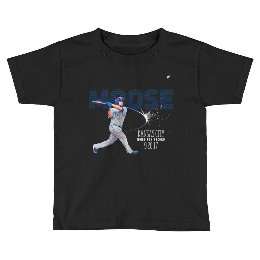 Home Run Record: Limited Edition Kids Short Sleeve T-Shirt