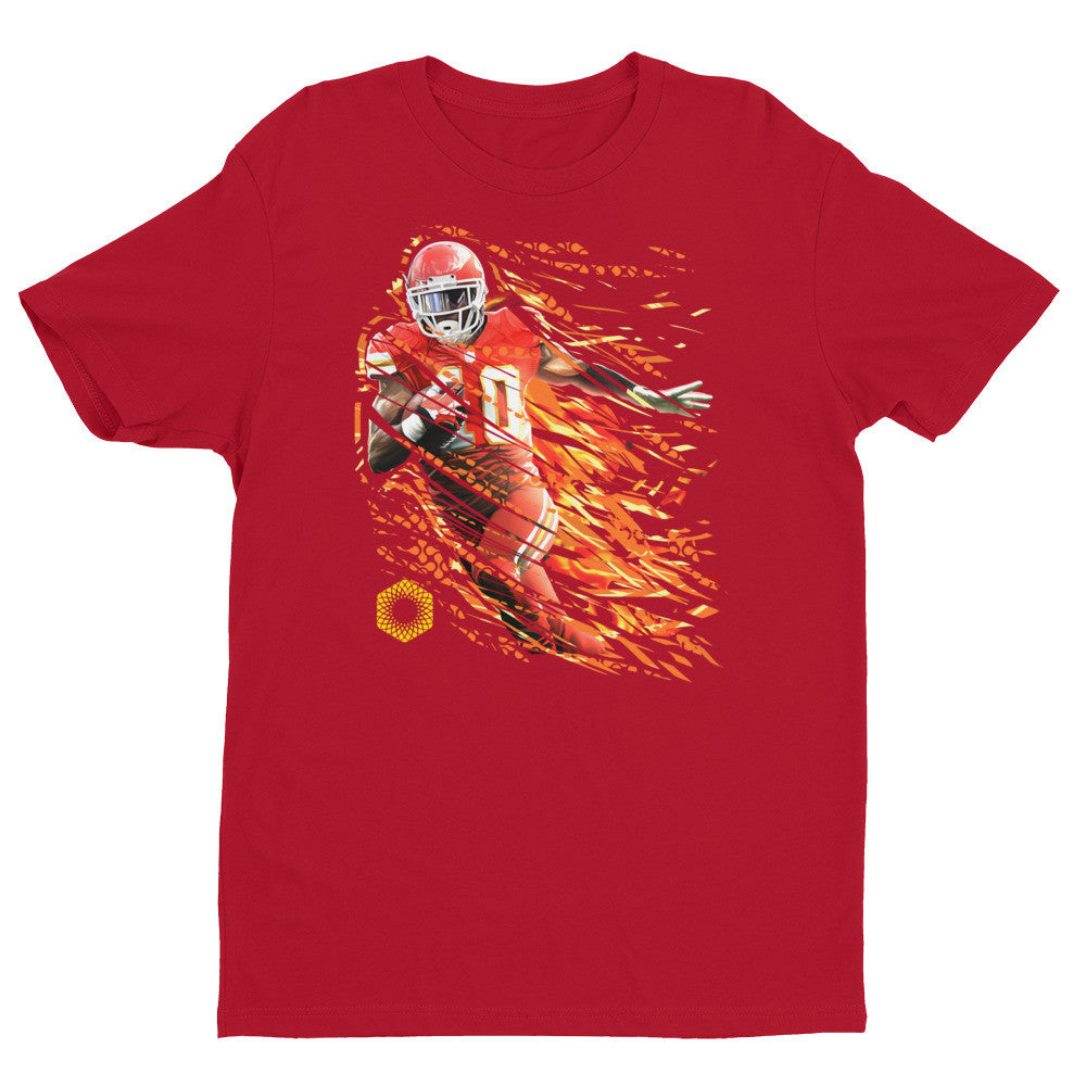 Afterburner-X: Limited Edition Ring-Spun Short Sleeve Mens T-shirt