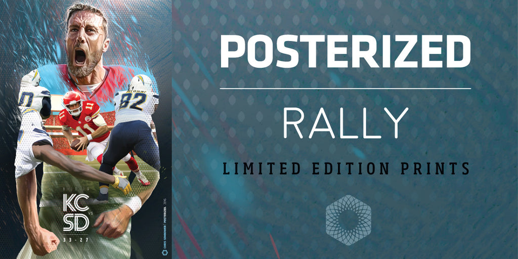 Rally: Posterized