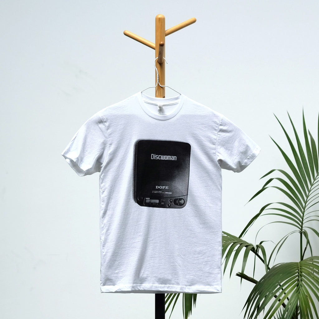 Official Discwoman Tee I T-Shirt