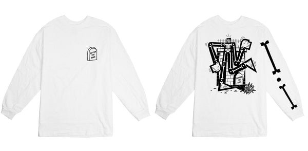 New! Suffer the Rave Long Sleeve