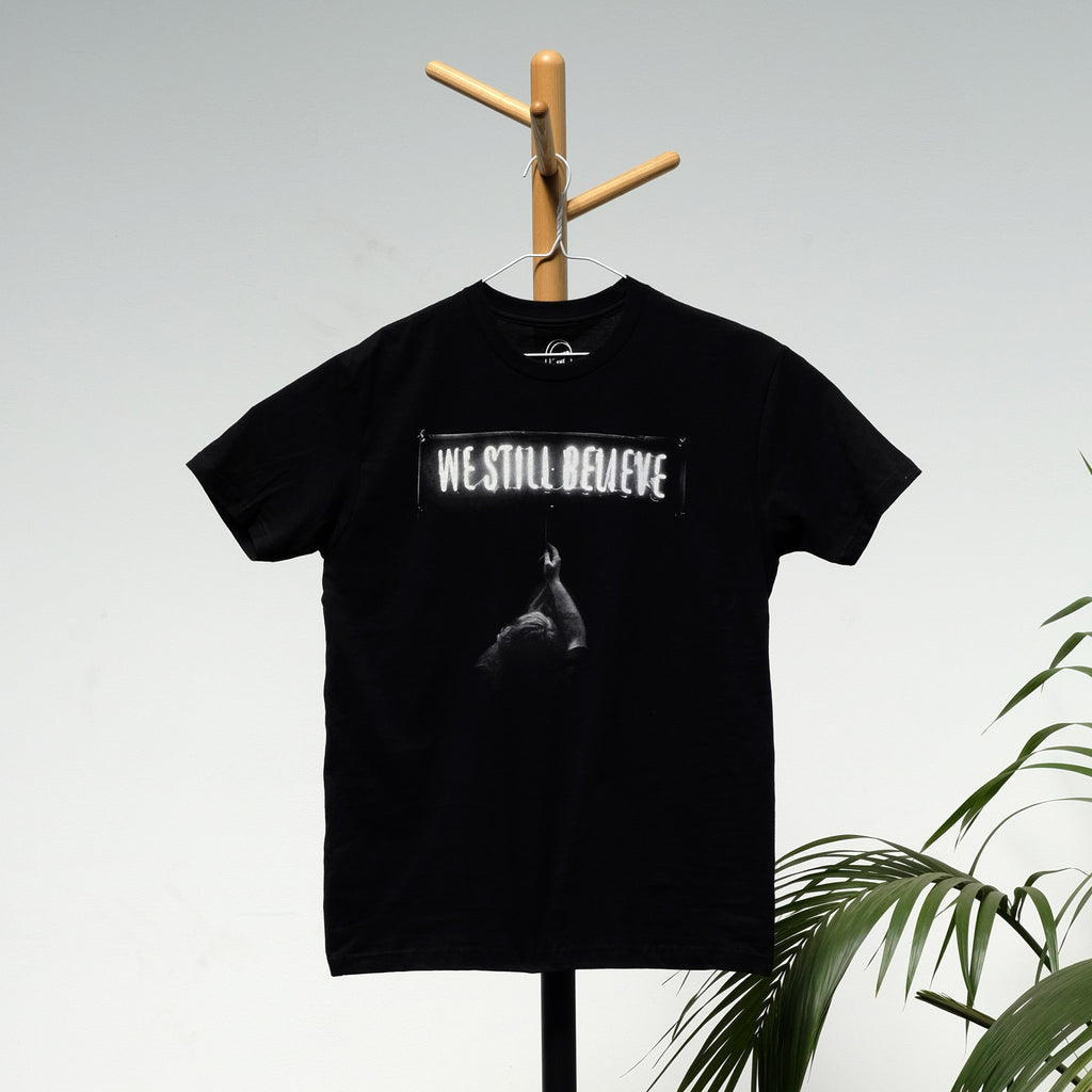 We Still Believe - The Black Madonna T-Shirt (Exclusive)