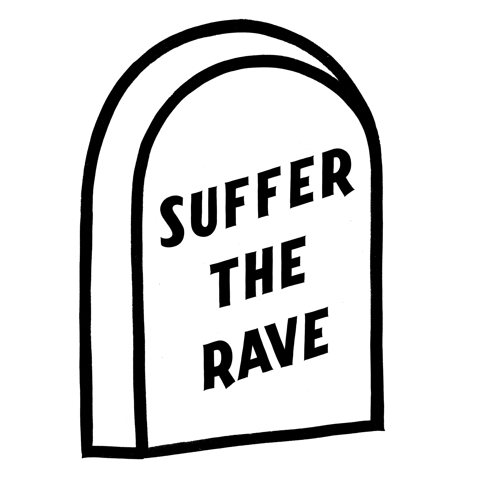 Suffer The Rave