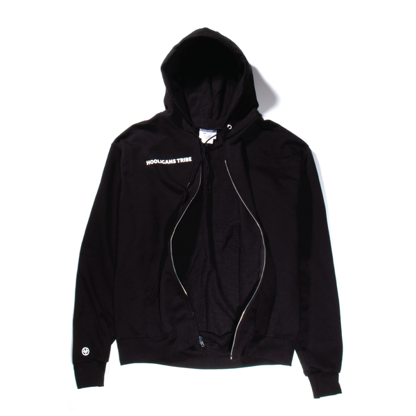 Logo Zip-Up Hoody