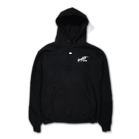 Quality Store Hoody - Black
