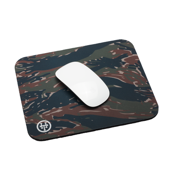 Tiger Camo Mousepad