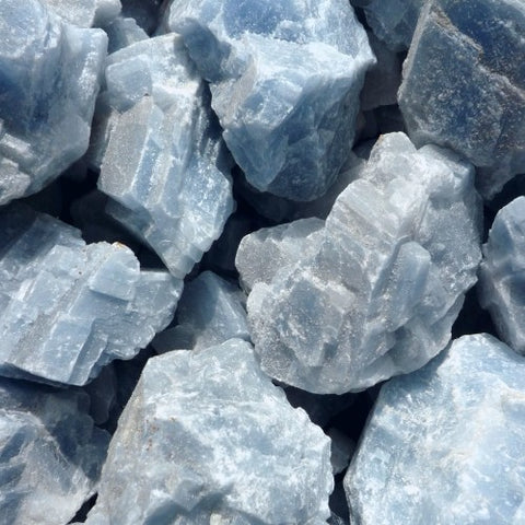 Blue Calcite