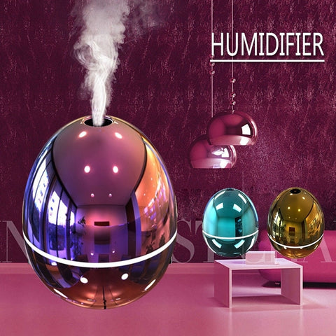 USB Aromatherapy Essential Oil Humidifier
