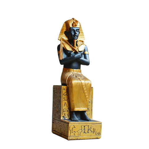 Egyptian Pharaoh Statue