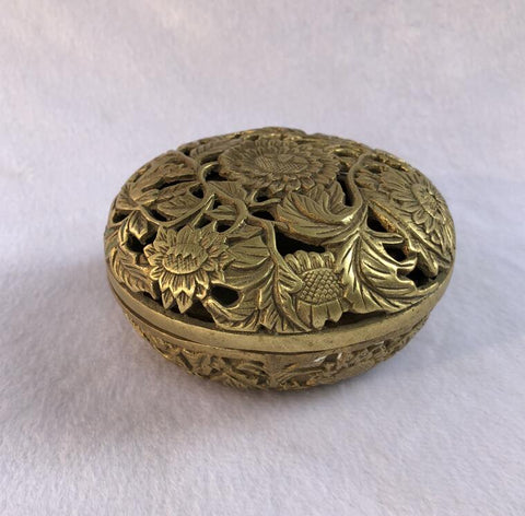 Antique Brass Censer