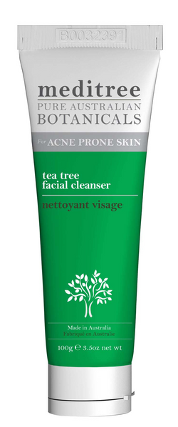 tea tree facial cleanser 100g