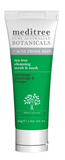tea tree face scrub & mask with kaolin clay 50g - Meditree.ca