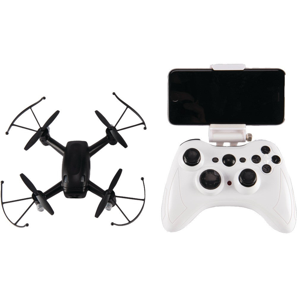Cobra Rc Toys Fpv Wi Fi Drone With Hd Camera