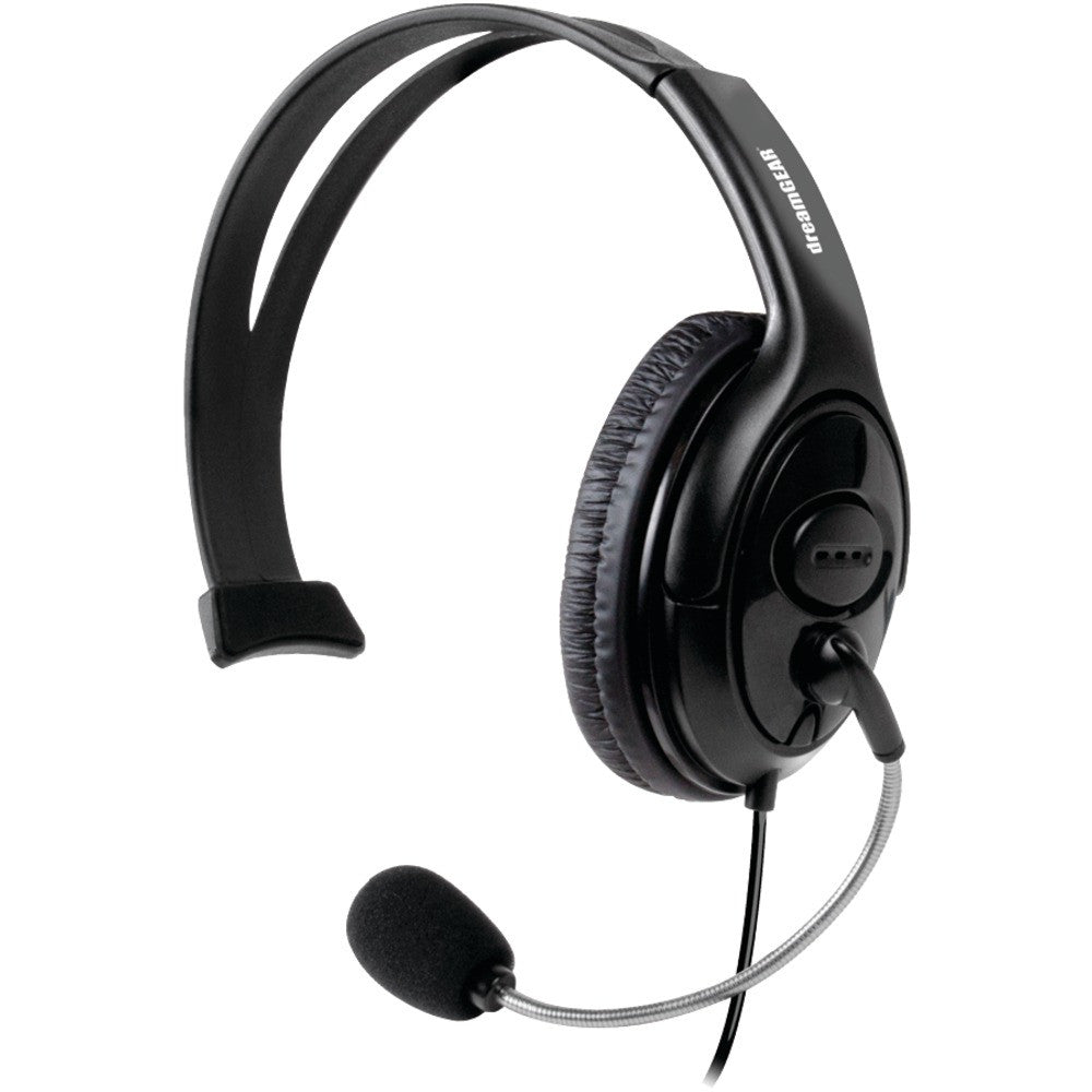Dreamgear Xbox 360 X Talk Solo Wired Headset