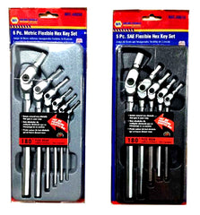 Hex, Torx and Allen Keys