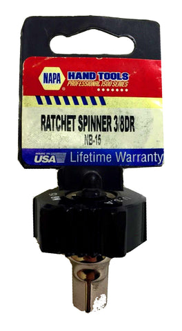 "3/8"" dr Ratchet Spinner by Napa"