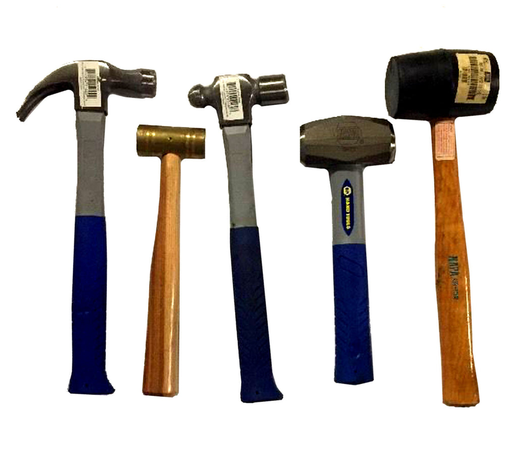 Napa 5 Pc Hammer Set - Custom Bundle