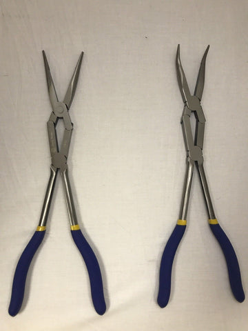 Napa 2 PC. Double-X 45 Degree Pliers p-900