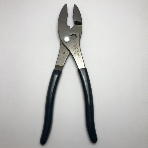 Napa Slip Joint Plier 8 Inch With Grip P.27 - Usa